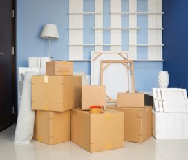 VRL Packers And Movers Durg